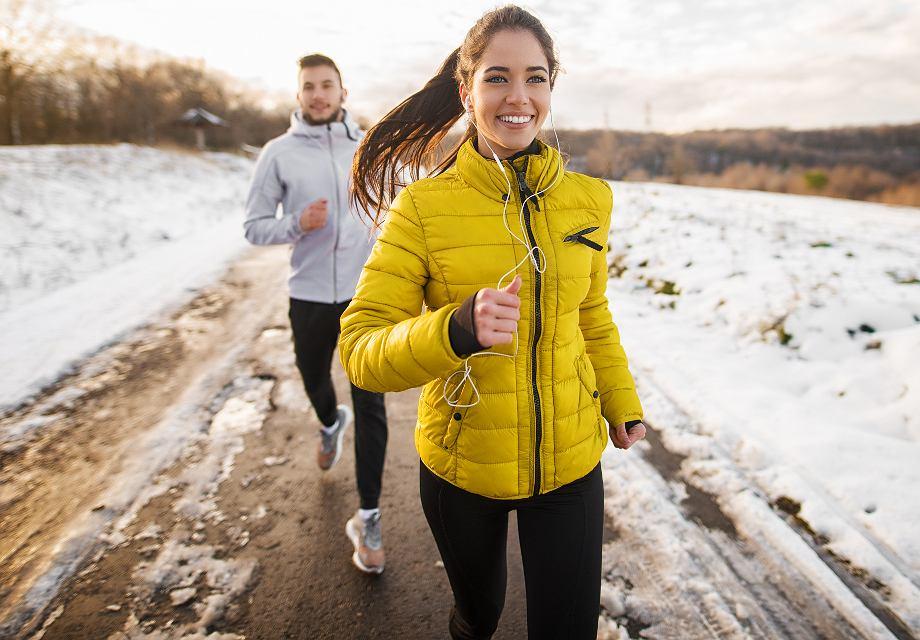 Kurtki do biegania na zimę
