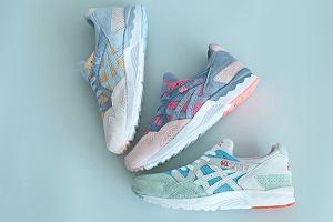 Asics - buty, które zrobiły furorę na całym świecie! Modny design i kolory!