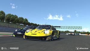 Porsche Esports Sprint Challenge. Faworyt do mistrzostwa wyłoniony. Setne sekundy