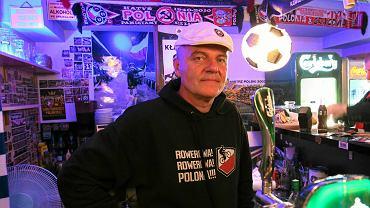 Paweł Puchalski, właściciel Czarnej Koszuli