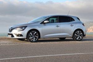 Renault Megane | Pierwsza jazda | Szlachetne pochodzenie