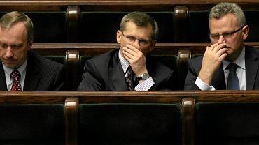 Bogdan Zdrojewski i Krzysztof Kwiatkowski