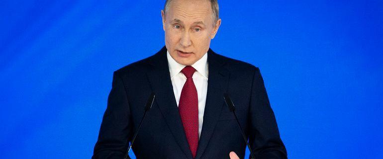Władimir Putin: Zamkniemy brudne usta, które otwierają politycy za granicą