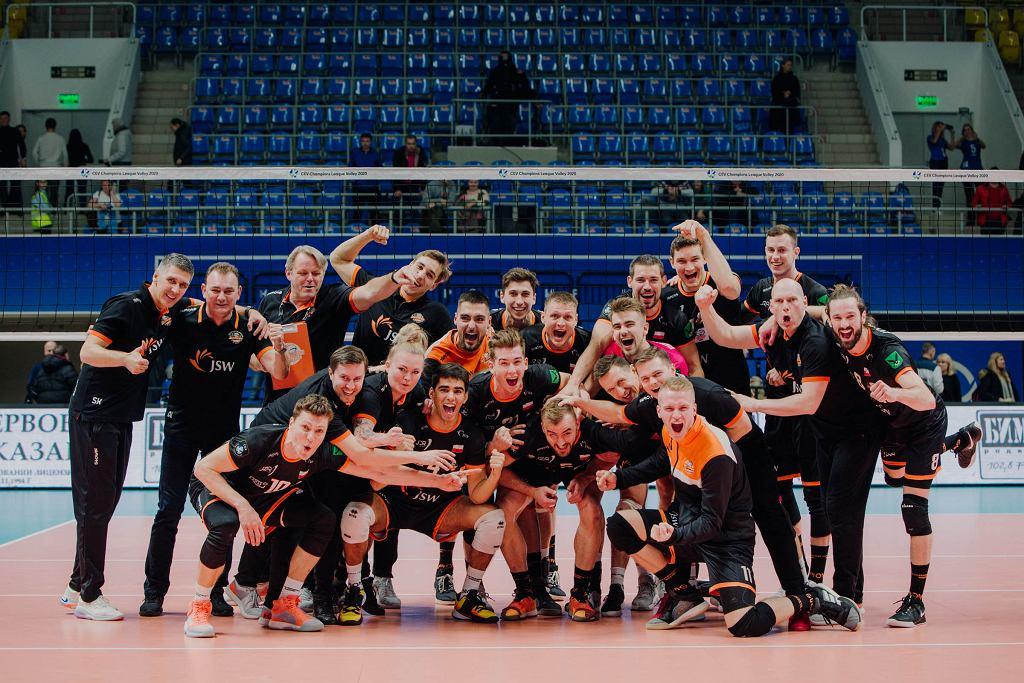 Wielki mecz Jastrzębskiego Węgla z Zenitem Kazań