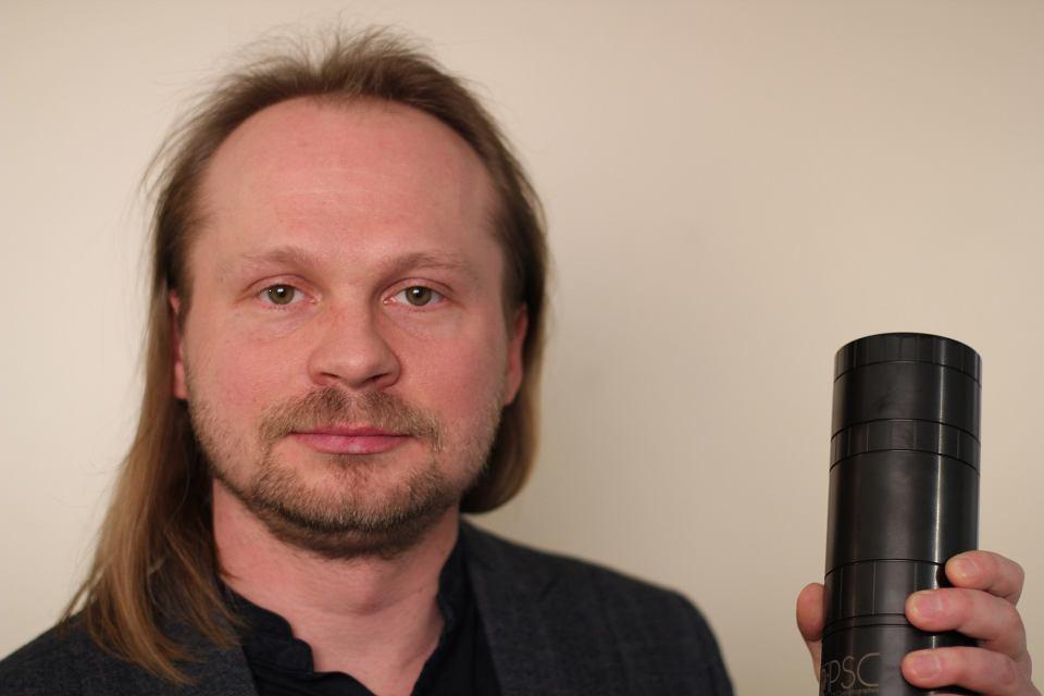 Zdjęcie numer 2 w galerii - Paweł Dyllus nagrodzony przez PSC za zdjęcia do filmu