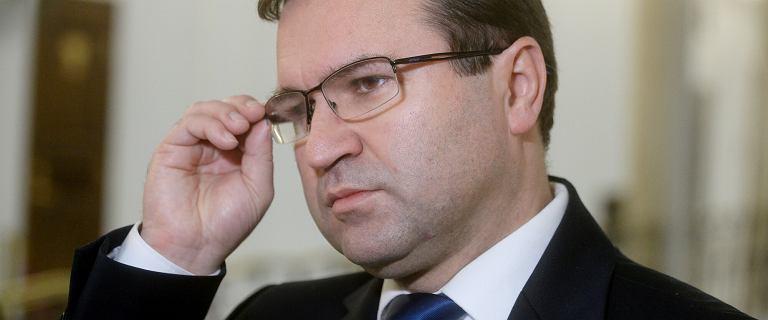 Girzyński informował o akcji szczepień na UMK już w grudniu