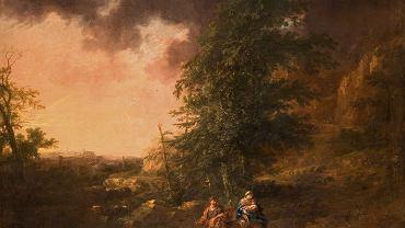Michael Lucas Leopold Willmann, Ucieczka do Egiptu, ok. 1685