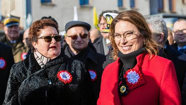 Małgorzata Kidawa-Błońska na rocznicy Zaślubin Polski z morzem