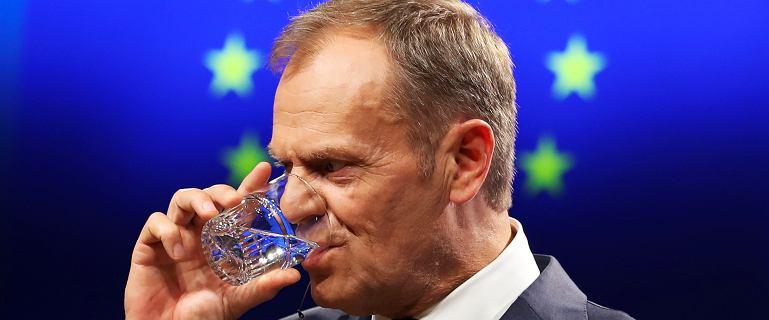 """Donald Tusk odpowiada Kaczyńskiemu w sprawie euro. """"Nie ma tematu"""""""