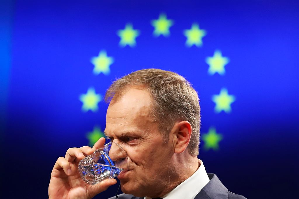 APTOPIX Belgium EU Brexit