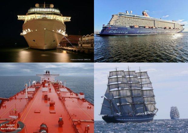 Zdjęcie numer 0 w galerii - Największe i najciekawsze statki, które w 2015 r. przypłynęły do Polski