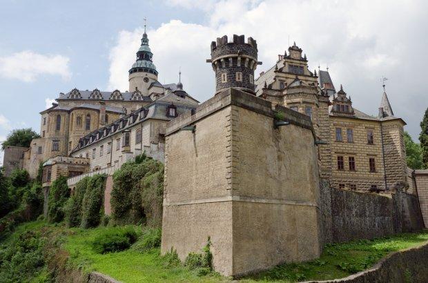 Czechy, zamek Frydlant