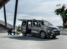 Toyota Proace City - japoński kombivan o francuskich korzeniach