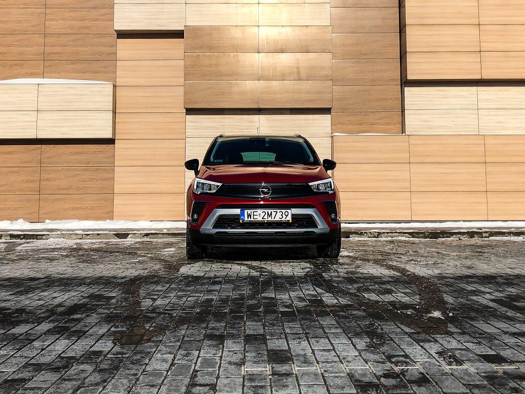 Opel Crossland facelifting 1.2 Turbo 130 KM 6MT