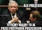 Najpierw odwołany, potem przywrócony. Jacek Kurski wciąż prezesem TVP i królem memów