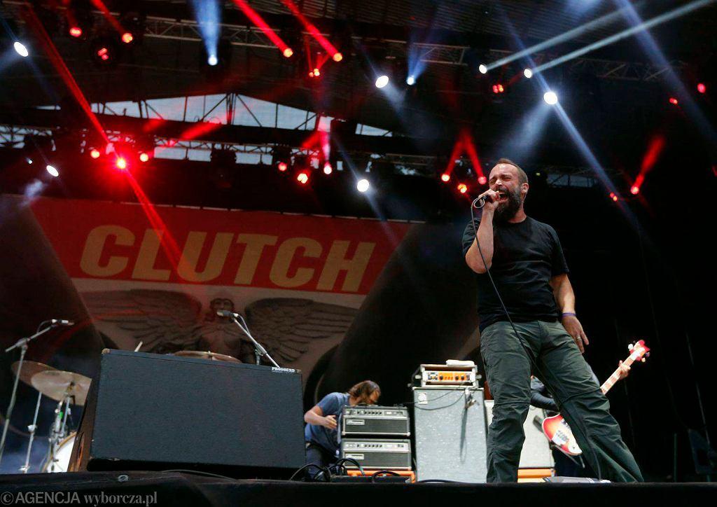 Clutch na OFF Festival 2016 / DAWID CHALIMONIUK
