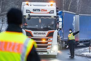 Puste półki w niemieckich supermarketach - tym grozi zamknięcie granic z Czechami i Tyrolem z powodu mutacji koronawirusa