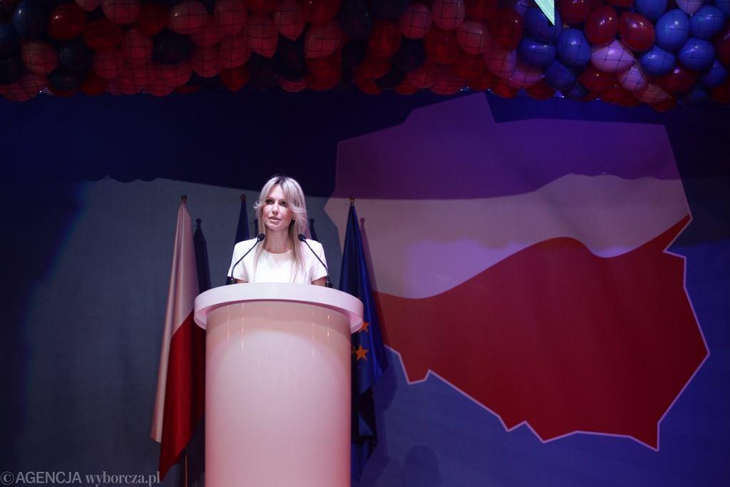 Konwencja wyborcza Magdaleny Ogórek