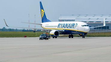 Ryanair przewiduje zawieszenie nawet wszystkich lotów