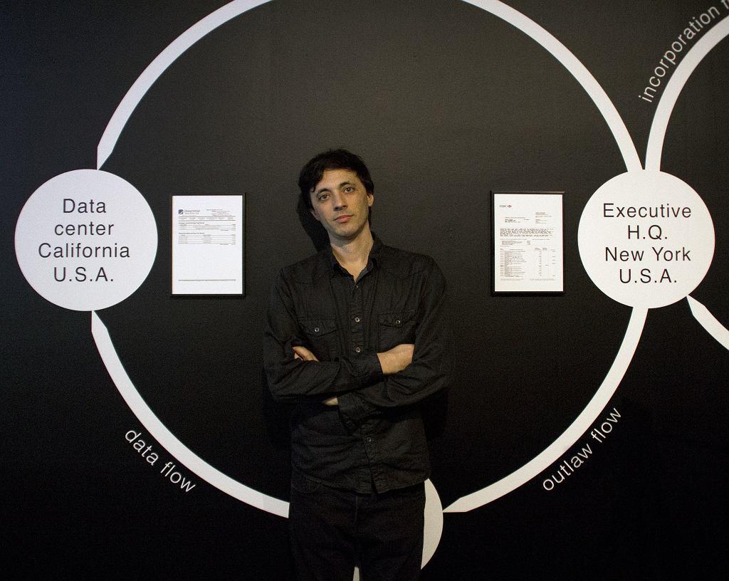 Paolo Cirio i jego projekt