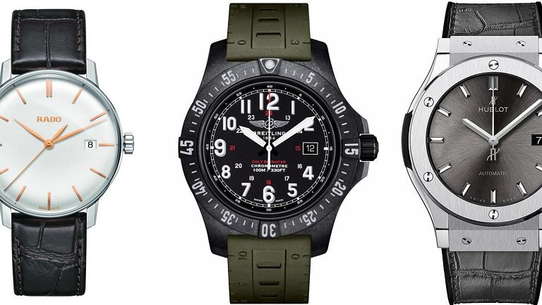 5 zegarkowych propozycji LOGO: najtańsze zegarki renomowanych marek