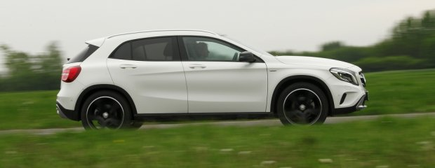 Mercedes GLA 200 CDI 4Matic - test Moto.pl