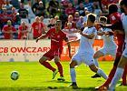 ŁKS Łomża - Widzew Łódź 0:0. Remis po słabym meczu