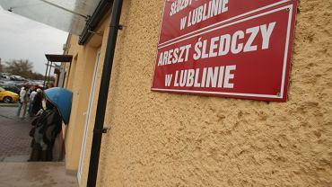Areszt śledczy w Lublinie