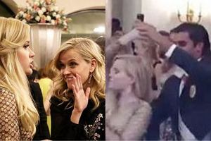 Ava Phillippe, Reese Witherspoon, Padmanabh Singh