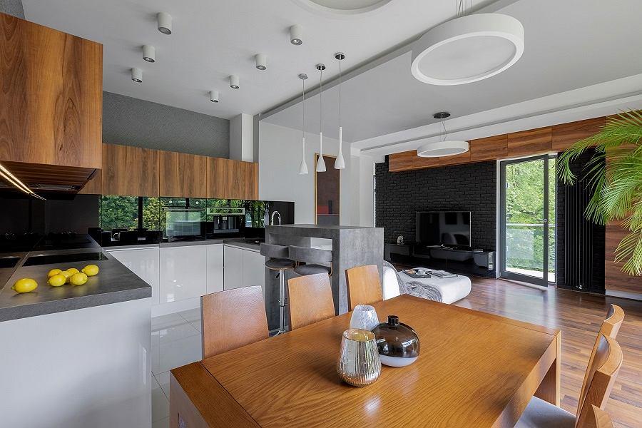 Szkło hartowane w kuchni
