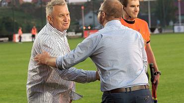 Marek Motyka (z lewej)