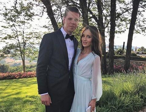 Marina Łuczenko-Szczęsna tańczy z Wojciechem. 'Kocham nas właśnie takich'