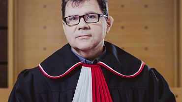 Mariusz Muszyński wiceprezes Trybunału Konstytucyjnego