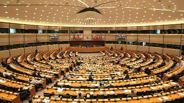 Parlament Europejski. Zdjęcie ilustracyjne
