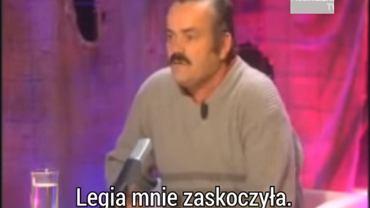 Przeróbka o Legii Warszawa