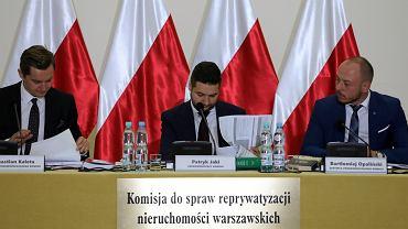 Wybory samorządowe 2018. W programie Gość Radia Zet Patryk Jaki opowiadał o aferze reprywatyzacyjnej i Legii Warszawa