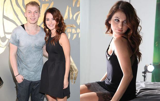 Igor Herbut i Paulina Sykut