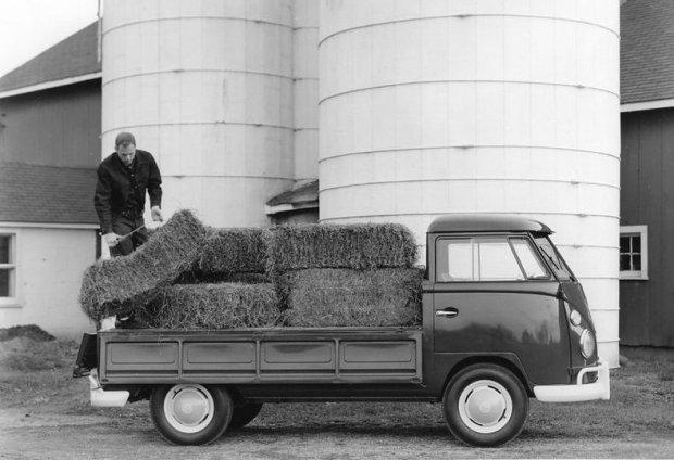 Volkswagen Transporter T1 Pickup