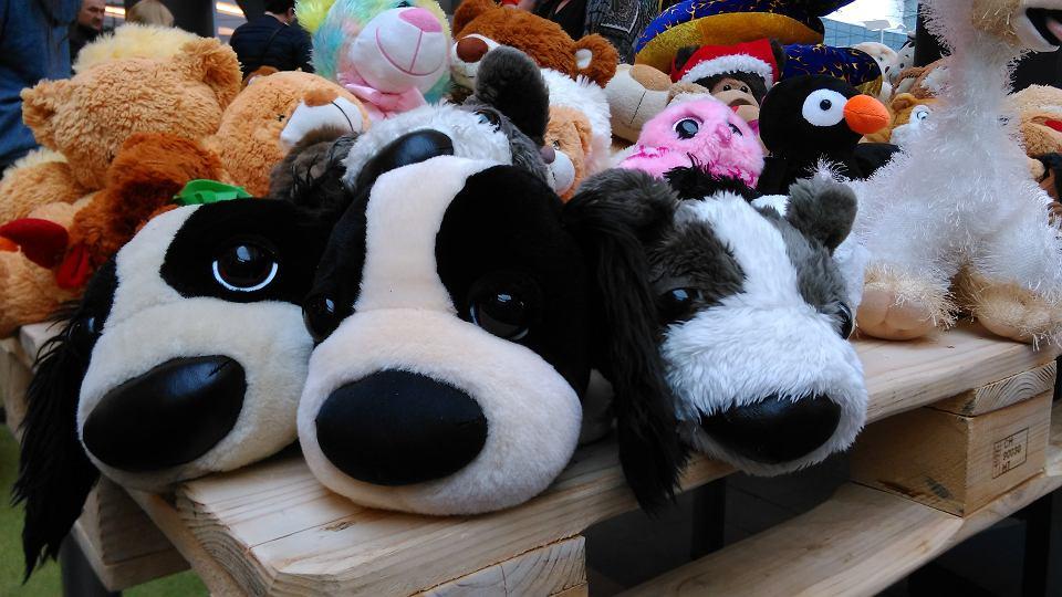 Fundacja Ekologiczna ARKA zaprasza w sobotę do Galerii Sfera w Bielsku-Białej na drugą edycję akcji 'Pluszaki ratują zwierzaki'