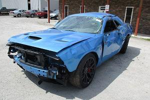 Dodge Challenger Hellcat   Krótki żywot muscle cara