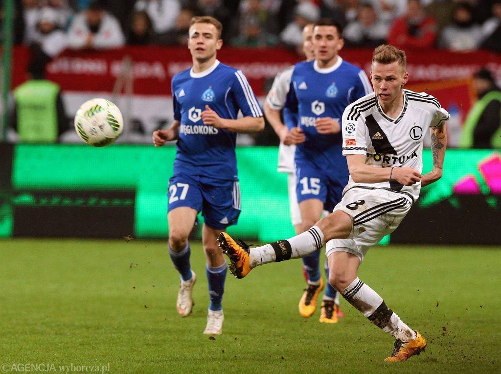 Legia Warszawa - Ruch Chorzów 2:0