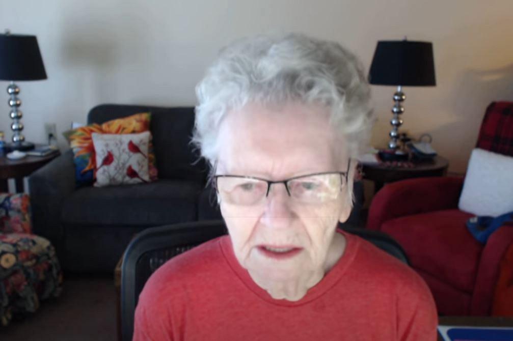 Skyrim Grandma - Shirley Curry
