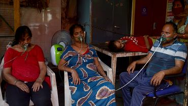 Koronawirus w Indiach