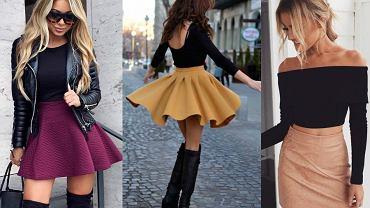 spódnice modelujące figurę