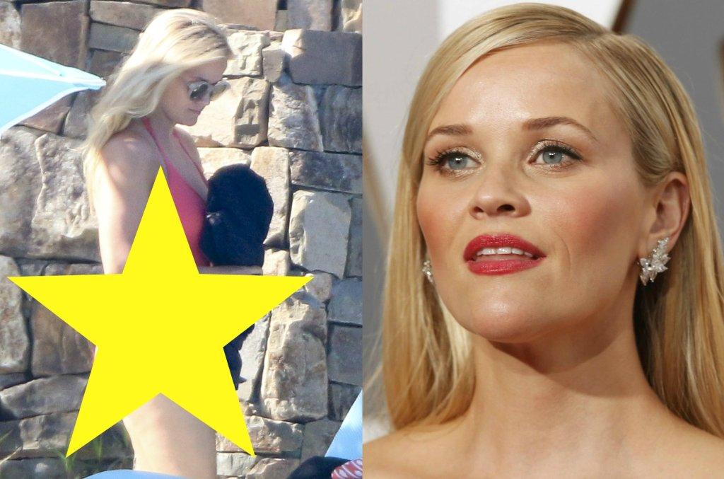 Reese Witherspoon odpoczywała ostatnio na wakacjach w Meksyku, a paparazzi uwiecznili na zdjęciach jej zaokrągloną figurę. Dla niektórych portali jest to jednoznaczne: aktorka jest w ciąży. Cóż, my stawiamy raczej na ciążę spożywczą...