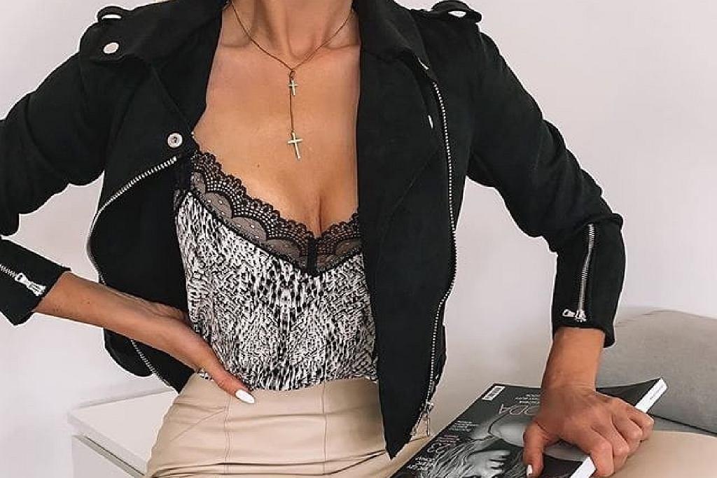 Ramoneski Renee damskie