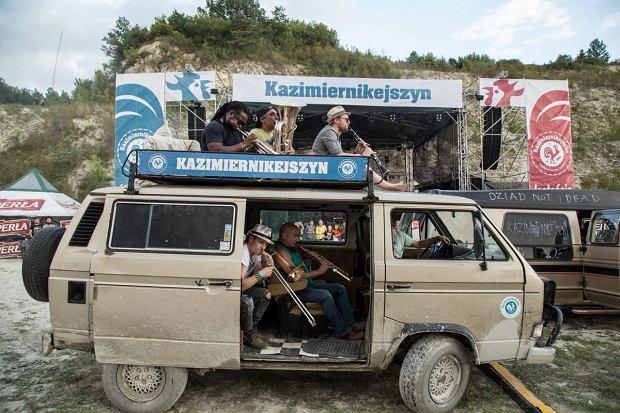 Festiwal Kazimiernikejszyn to energetyczne koncerty, kontakt z naturą i warsztaty rozwojowe