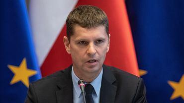 Minister edukacji Dariusz Piontkowski