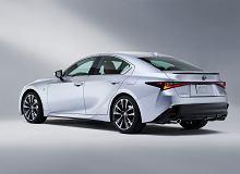 Lexus IS po modernizacji nie dla Europy. Musimy poczekać na zupełnie nowy model