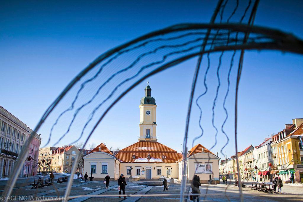 Wybory samorządowe 2018. Adresy lokali wyborczych w Białymstoku